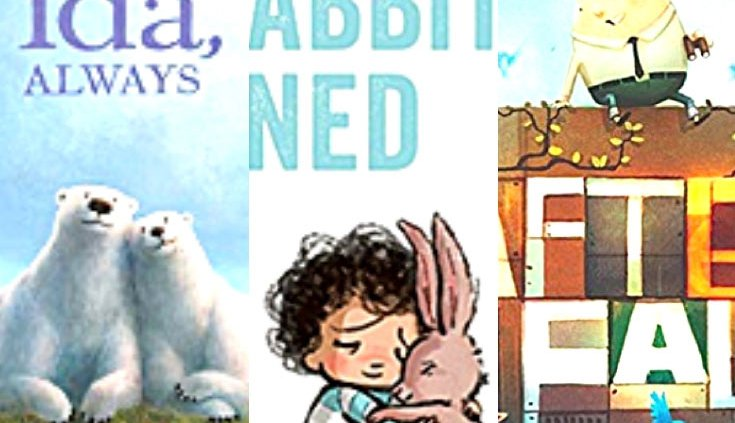 12 Picture Books to Help Little Ones Handle Big Emotions