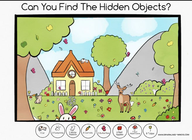 It is a graphic of Printable Hidden Object Game throughout highlight magazine